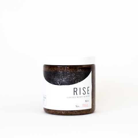 RISE: Coffee Body Scrub