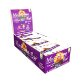MicroBiome Bar™ – Sunny-Saskatoon Berry - Box of 12 Bars