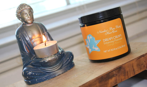 Dream Cream Orange Blossom (Tress Moisturizing Cream)
