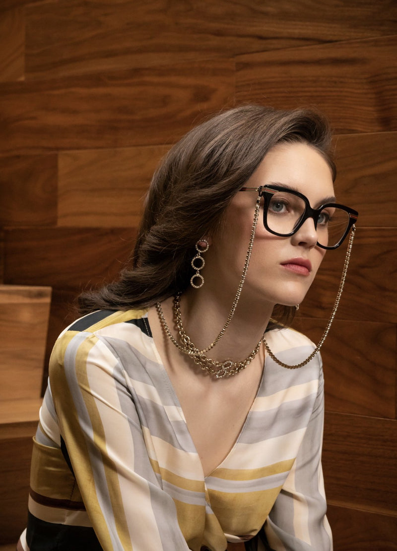 Chiara Eyeglasses/Mask Chain