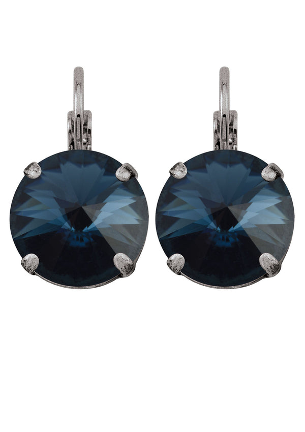 Montana Rivoli Drop Earrings