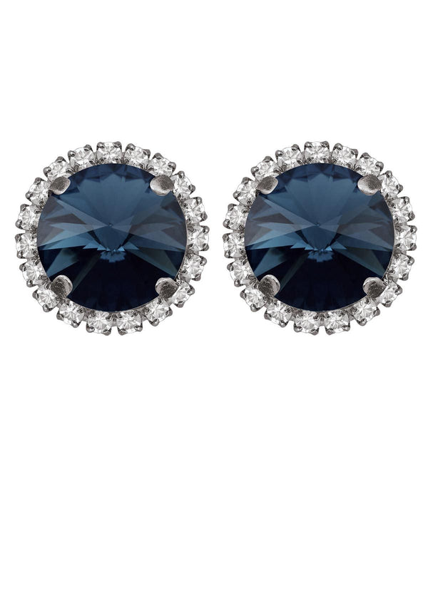 Montana Rivoli Studs with Strass