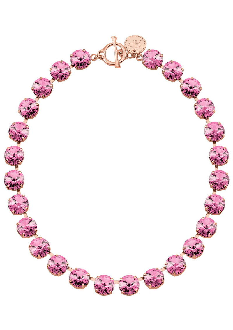 Rose Rivoli Necklace