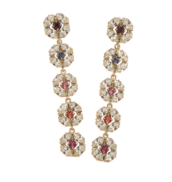 Dahlia Longer Earrings