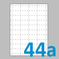44up Perforated Paper