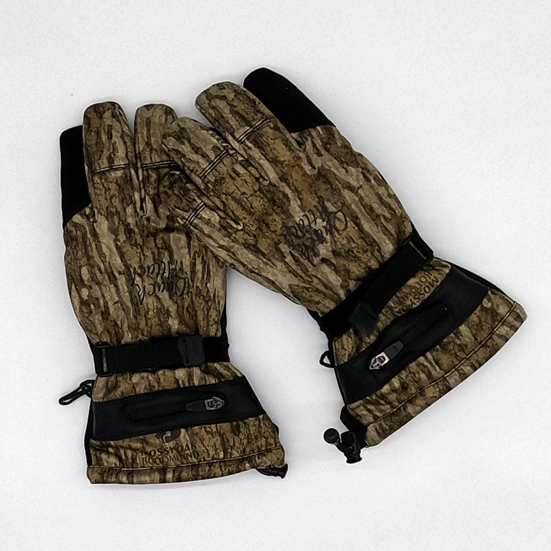 Hunting Glove New Bottomland Camo