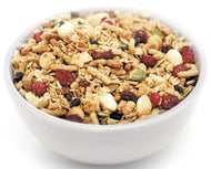 Our Organics Toasted 4 Grain Muesli 500g THIS PRODUCT IS NOT GLUTEN FREE