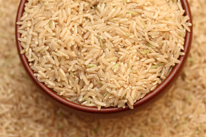 Just Gluten Free Organic Brown Basmati Rice 500g