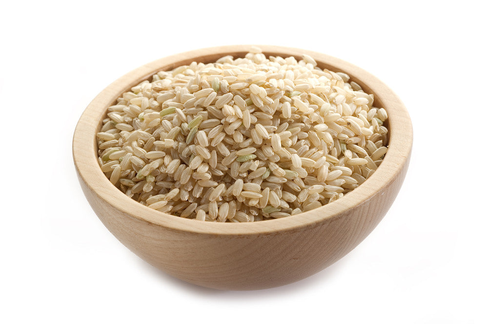 Just Gluten Free Organic Brown Rice 1kg