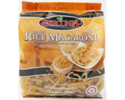Berconia brown rice macaroni 350G