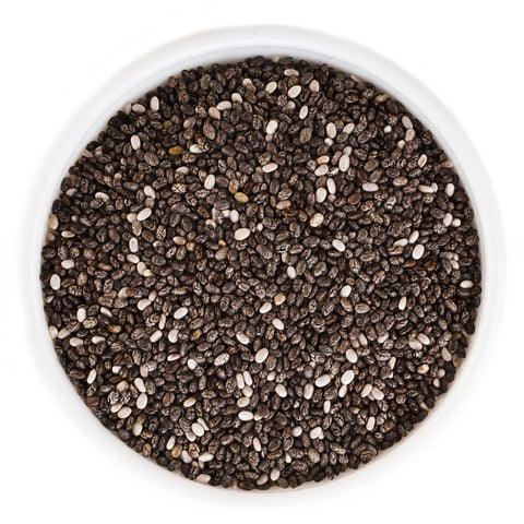 Our Organics Chia seeds black 250g