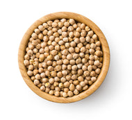 Our Organics Chic Peas 500g g/f
