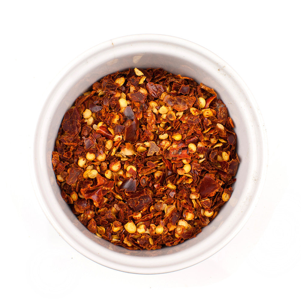 Our Organics chilli flakes 20g