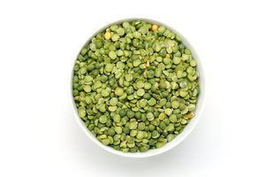 Our Organics Green Split Peas 500g