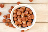 Our Organics Hazelnuts 250g
