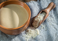 Our Organics Tahini Hulled 375g