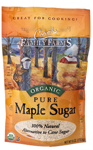 Coombs Family Farms Maple Sugar 100% Pure 170g (CM04)
