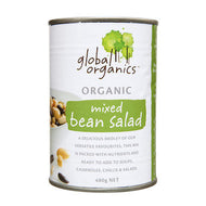 Global Organics Mixed Bean Salad 400g