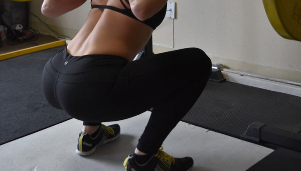 The Perfect Booty: Squats