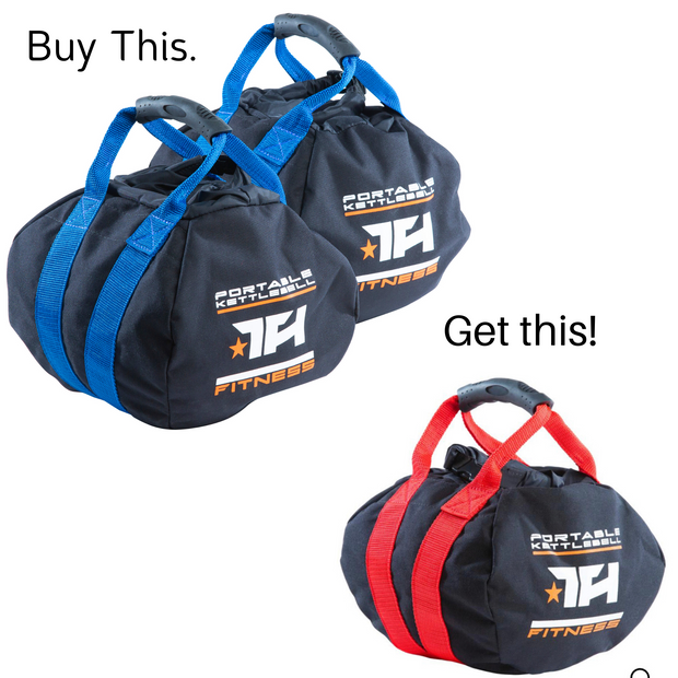 BOGO #2 TH PKB Heavy Pair Kit + Standard Bell