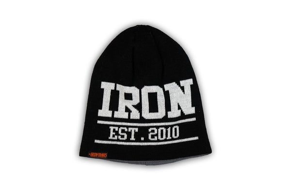 iron beanie giveaway