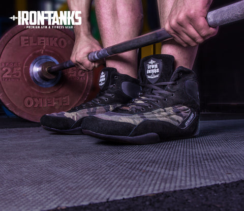 Gym Shoes Bodybuilding Powerlifting