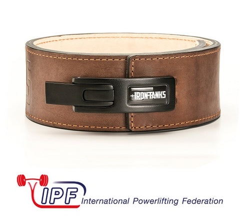 IPF Approved Powerlifting Lever Belt
