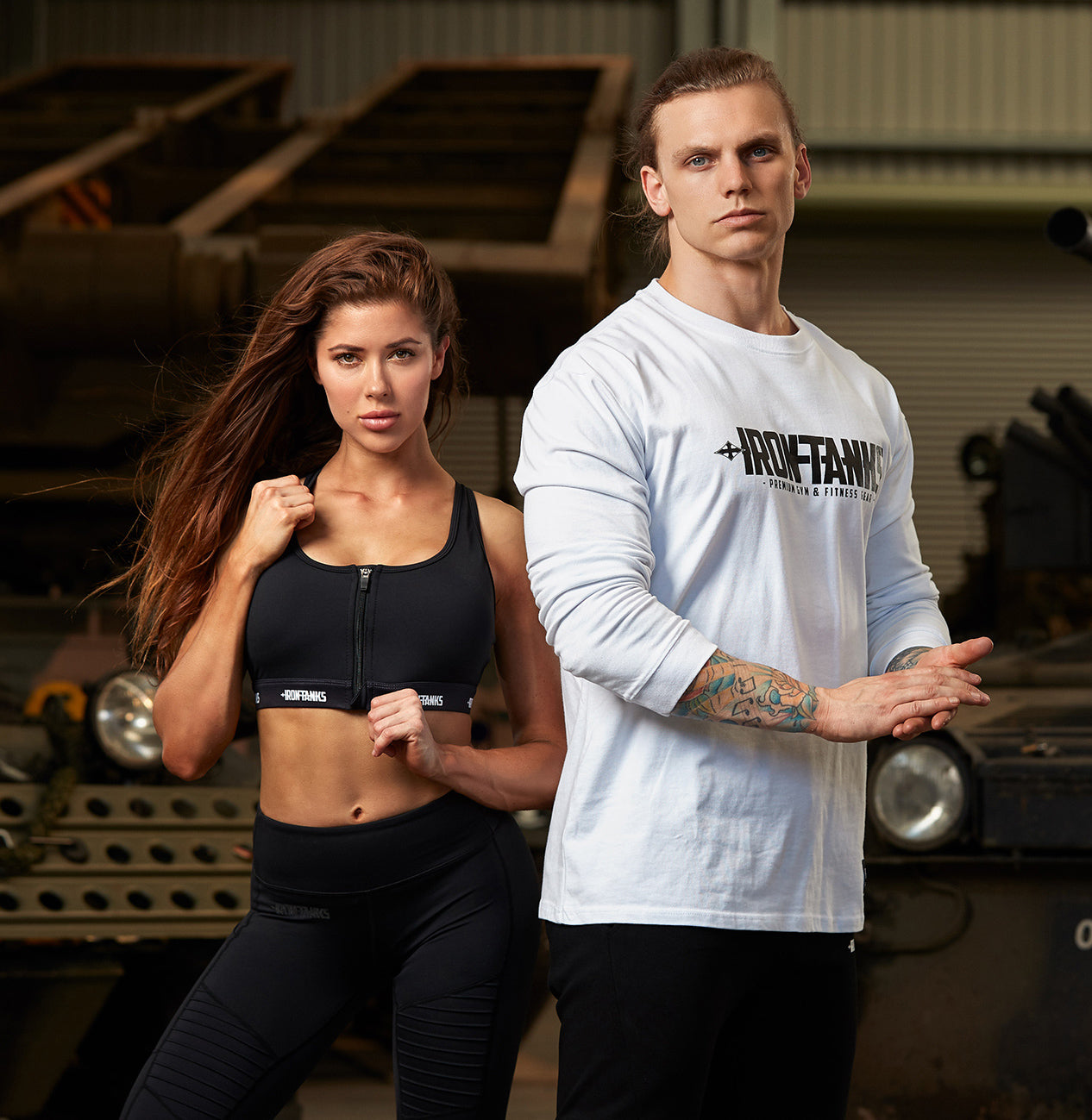 3fc31265b58415 Is There Really A Benefit To Workout Clothing? | Iron Tanks