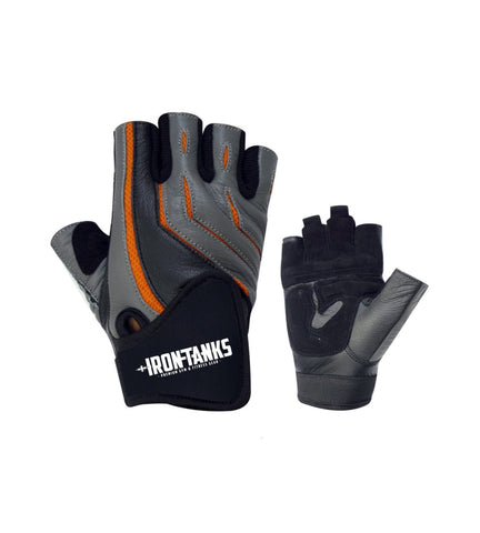 Iron Tanks Gloves Mens Icon Gym Glove