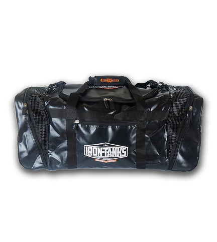 Iron Tanks Gym Bag Pro Gym Bag - Black