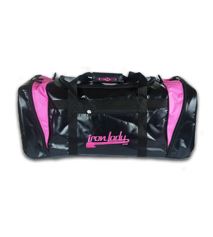 Iron Tanks Gym Bag Pro Gym Bag - Pink