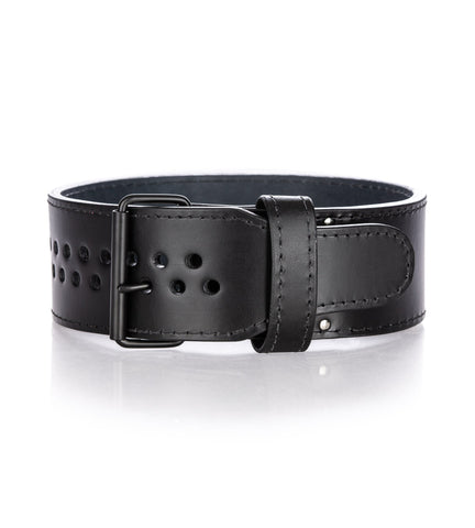 Iron Tanks Single Prong Belt Hellraiser 10mm Single Prong Belt - Black