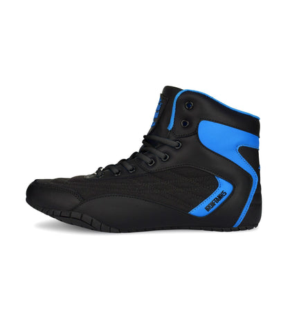 Iron Tanks Bodybuilding Orion Genesis Gym Shoes - Electric Blue
