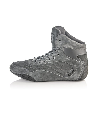 Iron Tanks Bodybuilding Orion Genesis Gym Shoes - Lunar Grey