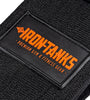 Iron Tanks Wrist Wraps Juggernaut Wrist Wraps - Immortal Black