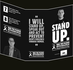 White Ribbon Campaign Flyer 2018