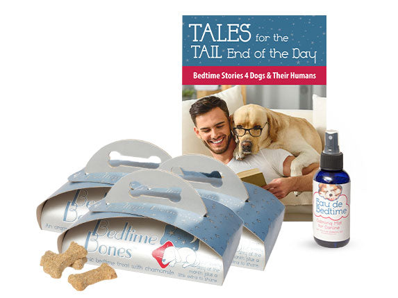 Dog Calming Essentials Care Kit