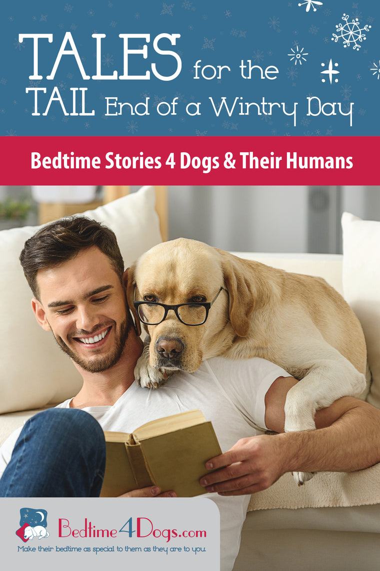 Tales for the Tail End of a Wintry Day-Bedtime Stories 4 Humans and Their Dogs-Winter Edition