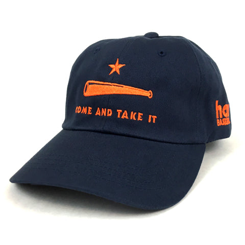 RGC-Strapback-Ball-Cap-ComeAndTakeIt-NAVY