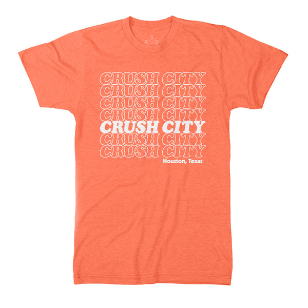 RGC-CrushAndRepeat-HEATHER-ORANGE-Houston-Baseball-Tee-Shirt