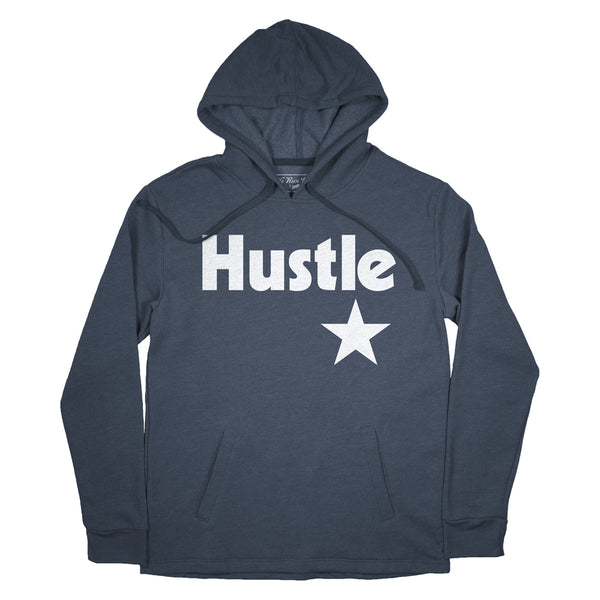 RGC-Unisex-HustleStar-HEATHER-NAVY-Pullover-Hoodie-Houston-Baseball-Fleece