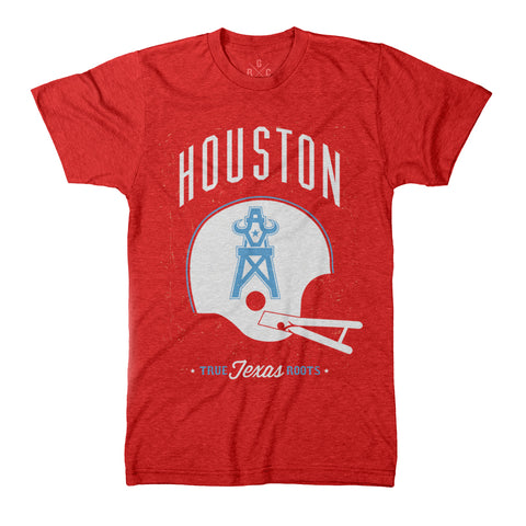 RGC-Mens-Texas-Roots-MENS-RED-Houston-Football-Tee-Shirt