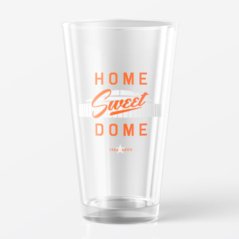PINT GLASS | Home Sweet Dome