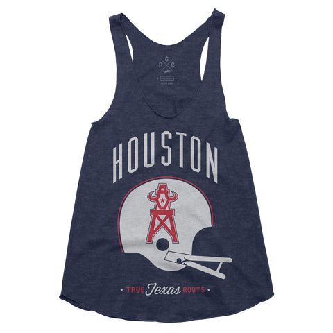 RGC-Texas-Roots-WOMENS-TANK-TOP-VINTAGE-NAVY