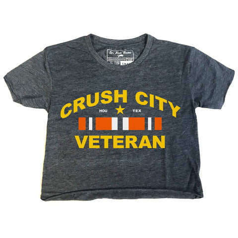 RGC-Womens-CrushCityVeteran-RawEdge-Crop-Shirt-Tee-Houston-VINTAGE DENIM-Baseball-Stros