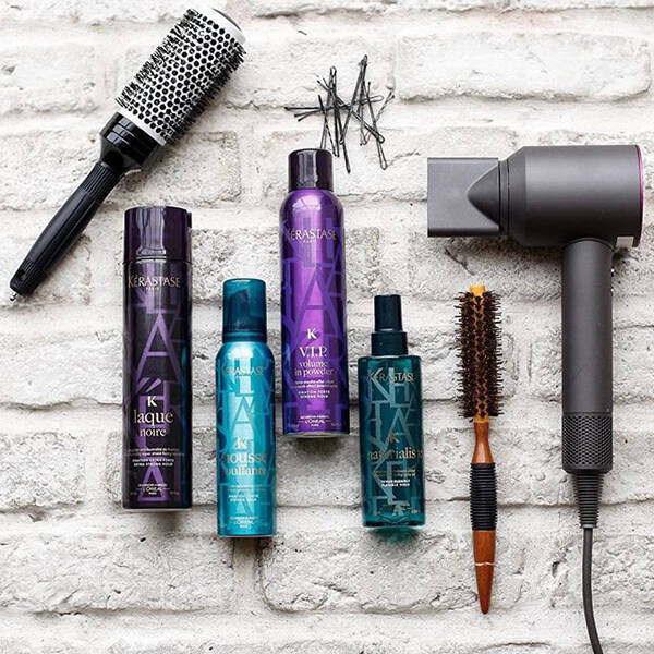 Laque Noire Strong Hold Hairspray