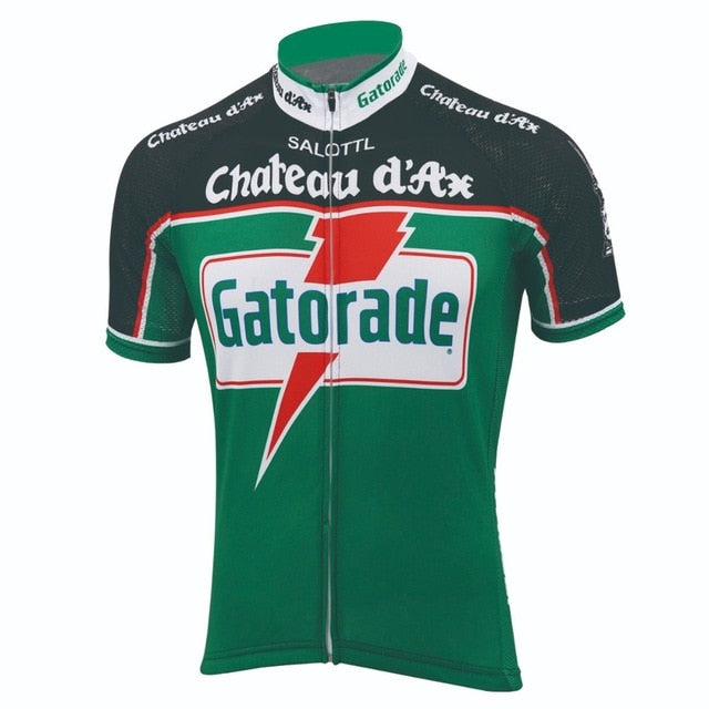 Gatorade - Chateau d'Ax Team Jersey
