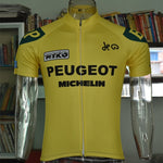 Tour De France Yellow Jersey - Peugeot-BP-Michelin Team