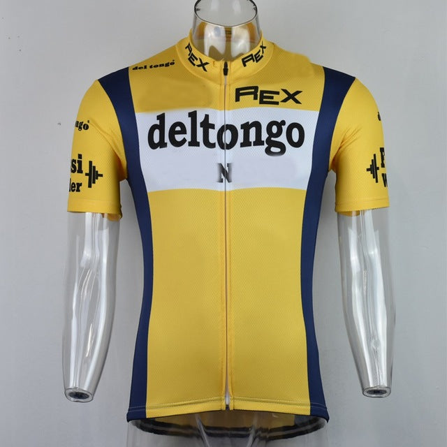 Del Tongo Team Jersey (1982-1991)