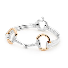 Exquisite Classic Bit Fitted Bracelet
